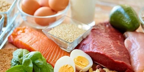 proteína saudável