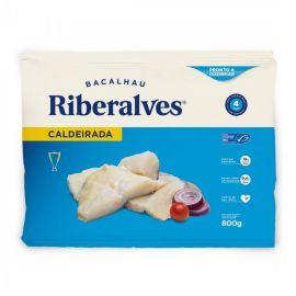Bacalhau Caldeirada  - Riberalves 800g